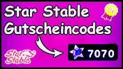 Star Stable Gutscheincodes news code online 2019