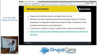 Drupal 8 Module Development - DrupalCampSG 2018