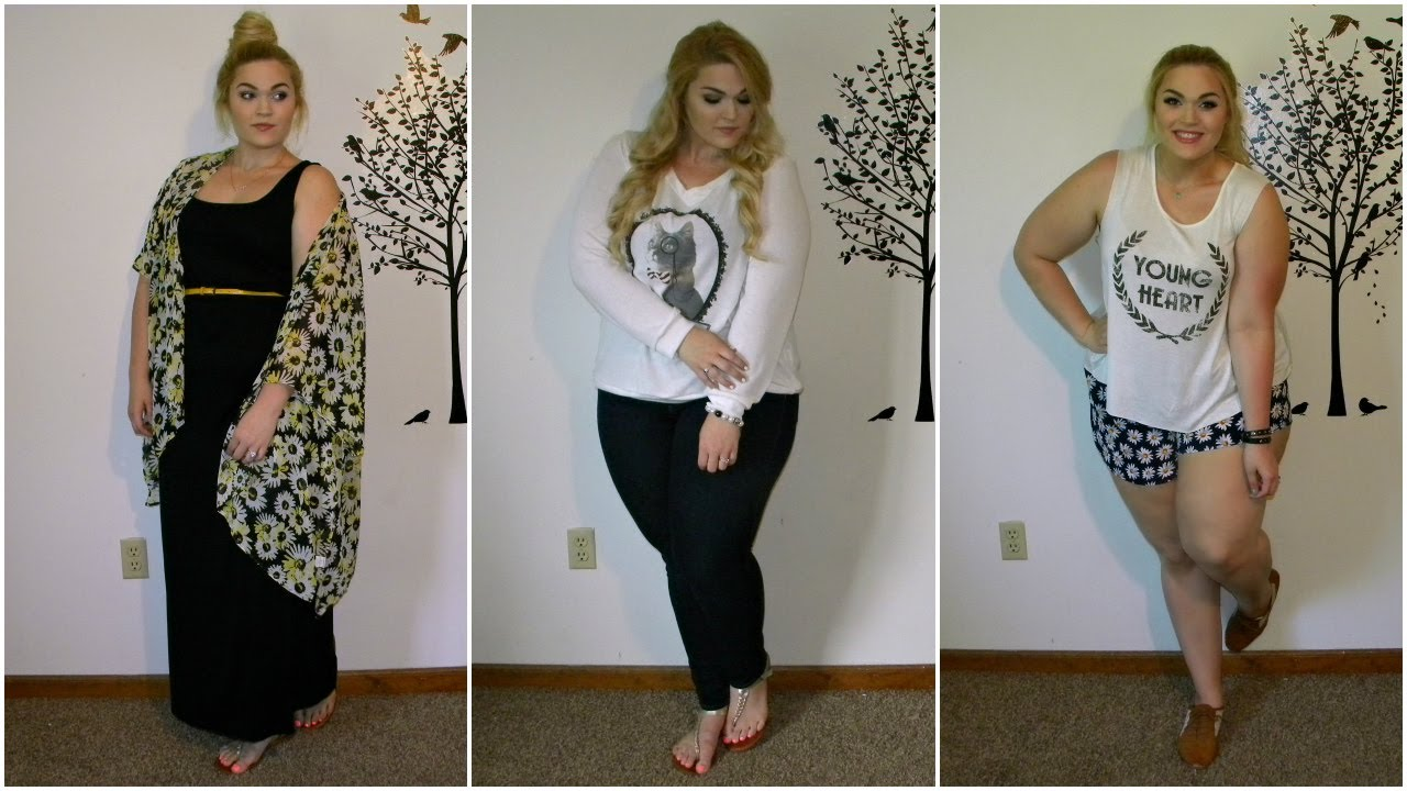 47ea8355d47 The Curvy Diaires  Spring into Summer Lookbook w  Living Doll LA - YouTube