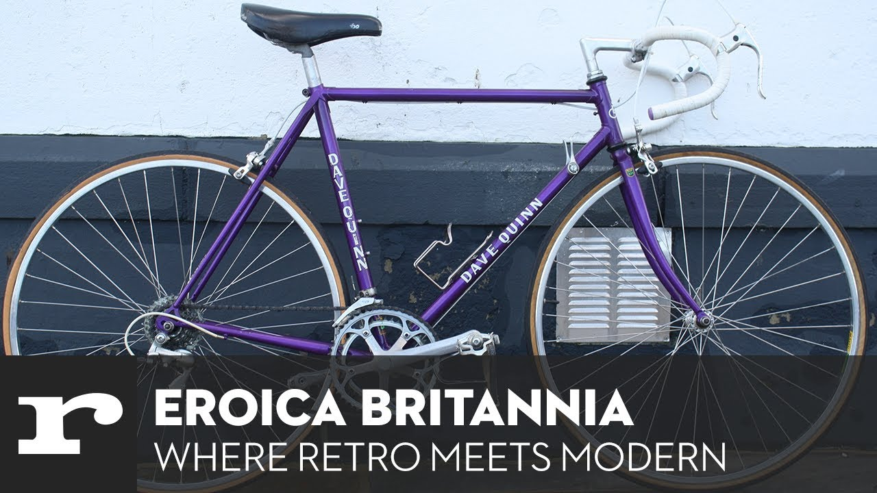1d9620e86df Retro vs modern: comparing a vintage steel racer with a modern machine on  the Eroica Britannia route | road.cc