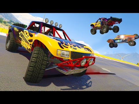 $$$ SPENDING SPREE - Buying All Trucks & Cars!!! - NEW CUNNING STUNTS DLC (GTA 5)