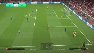 PES 18 MyClub Div 12 Online Match. Lucas Moura Scores 2 ft Alexis Sanchez. 20170916