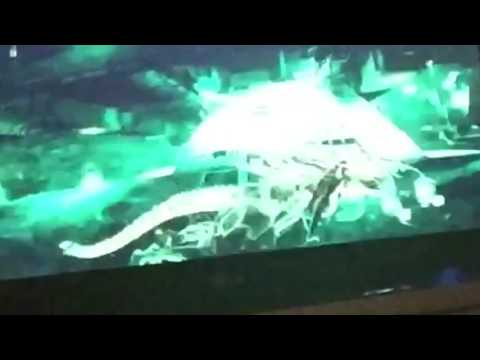 Aliens colonial marines gaming video part one |