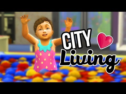 """""""Play Date!"""" Let's Play The Sims 4 \\ City Living \\ Part 58"""