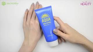 Солнцезащитный лосьон Secret Key Thanakha Aqua Sun Lotion SPF35 PA