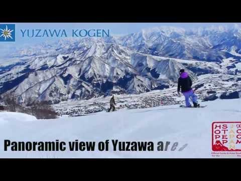 Yuzawa Kogen Ski Resort in Echigo-Yuzawa / Just 70 minutes from Tokyo