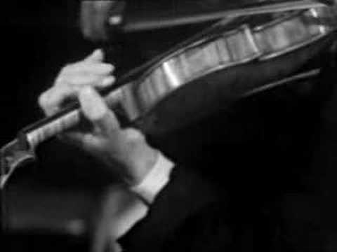 Ivry Gitlis Saint Saens Rondò Capriccioso violin