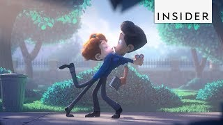 """Behind the Scenes of """"In a Heartbeat"""""""