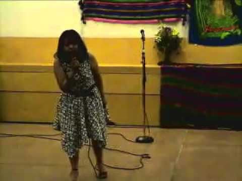 Buckingham Talent Show (2011) - Nilda Vera