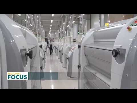 Kazakhstan Increases Export of Flour to China