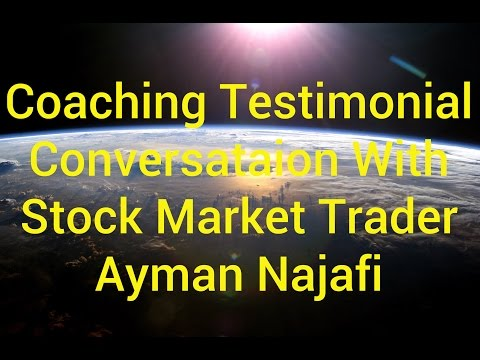 Coaching Case Study Conversation. From Corporate Job To Nomadic Stock Market Trader
