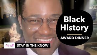 BBA Black History Awards Dinner
