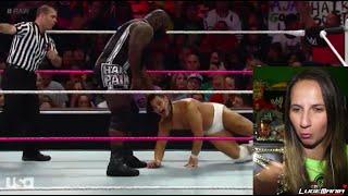 WWE Raw 9/29/14 Bo Dallas vs Mark Henry Live Commentary
