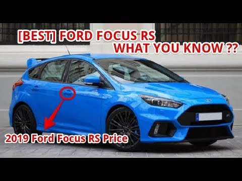 best 2019 ford focus rs price youtube. Black Bedroom Furniture Sets. Home Design Ideas