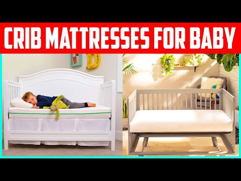the-5-best-crib-mattresses-for-baby-2020