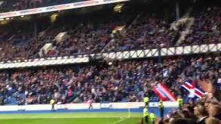 Oohhh Warburton is magic, just after Waghorns winner against QOTS