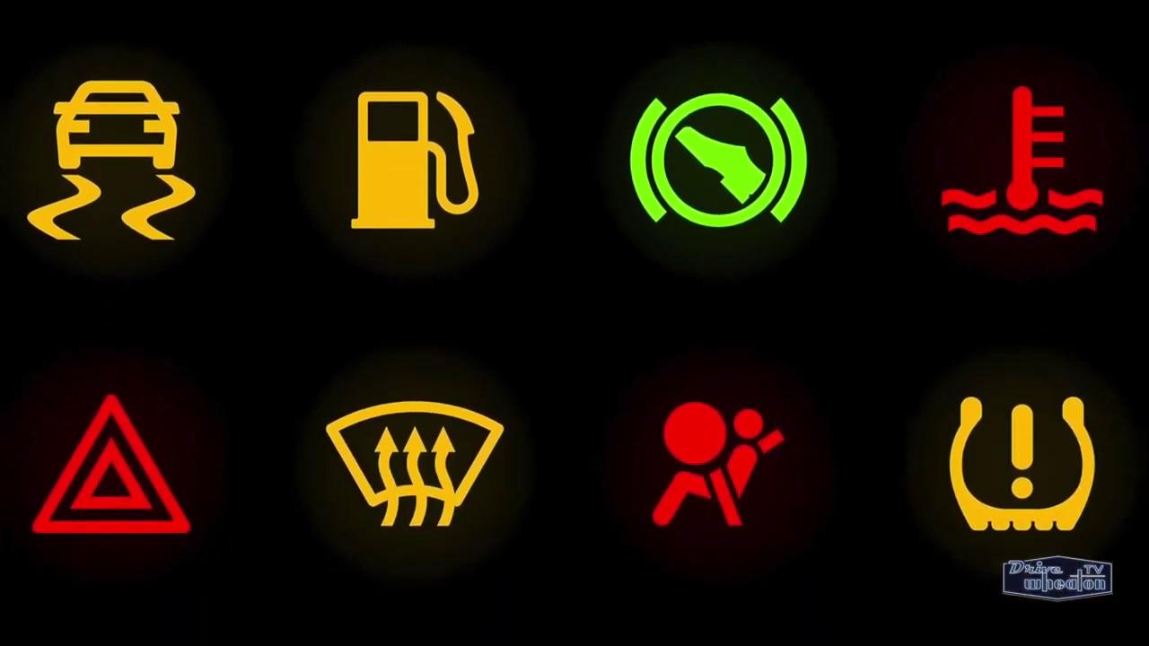 Bmw Warning Lights Safety Dashboard Symbols To Know Car Diagnosing