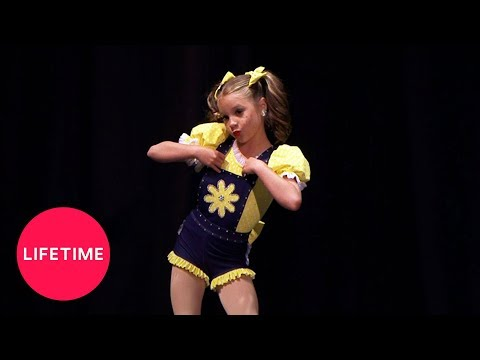"Dance Moms: Mackenzie's Acrobatic Solo - ""A Perfect Day for Fun"" (Season 2) 