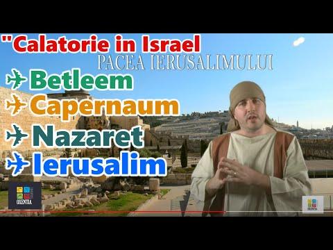 In Israel cu Oxentia Tourism