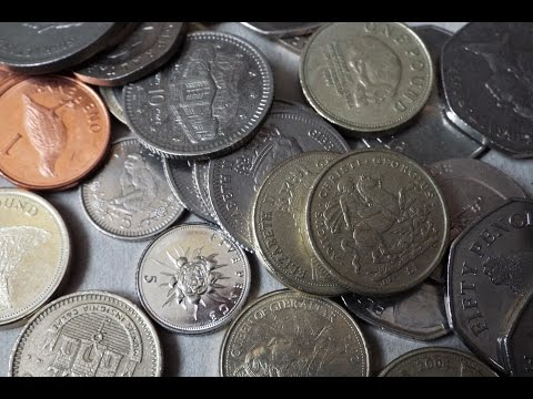 Gibraltar Coin Collection!
