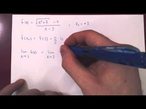 Removable Discontinuity