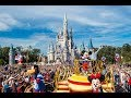 2019 Super Bowl Celebration Parade at Walt Disney World Resort