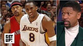 Get Up! looks back on the 13-year anniversary of Kobe Bryant's 81-point game vs. the Raptors from 2006 in which Jalen Rose always gets mocked for allowing.