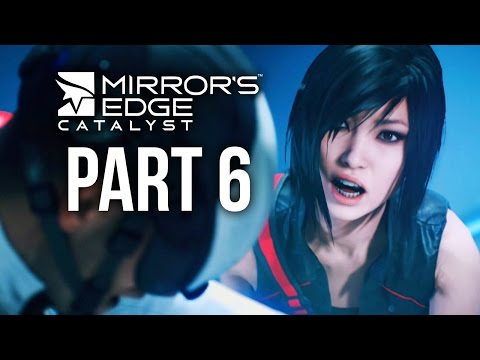 Mirror 39 s edge catalyst ending and final boss full game doovi for Mirror gameplay walkthrough