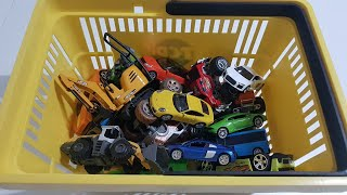 Yellow Box is Full of Cars for Kids ( Video for Kids )