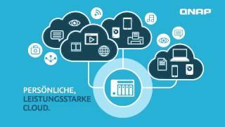 QNAP - Die beste Wahl für Ihre Datensicherung