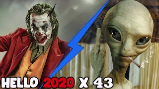 HELLO 2020 x 43