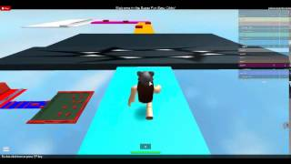 Roblox super divertido parte obstáculo fácil 2