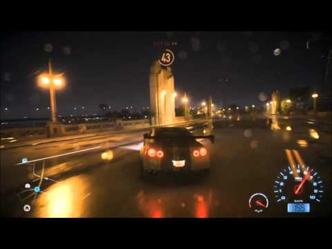 Need For Speed Clip #2 Nissan GTR