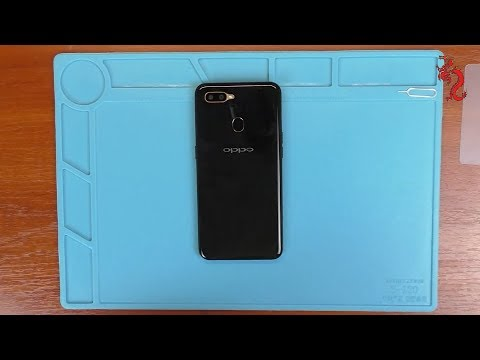 OPPO A5s //РАЗБОР смартфона ОБЗОР изнутри // Disassembly Oppo A5s
