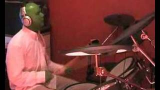 Jimmy Chamberlin drum cover Cherub rock