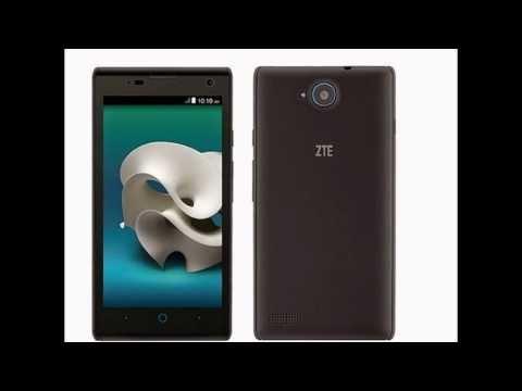 ZTE Kis 3 Max with 4GB of internal storage