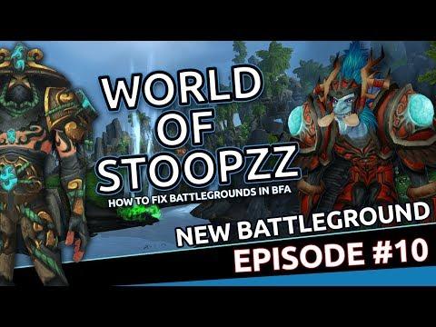 Seething Shore & New Battlegrounds in BFA | World of Warcraft Podcast Ep. #10