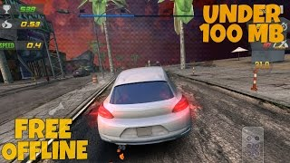 Top 5 HIGH GRAPHICS Android Racing Games Under 100 MB    {FREE,OFFLINE}