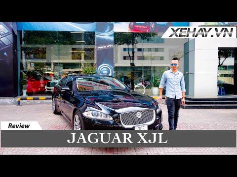 """""""Siêu phẩm"""" Jaguar XJL 2010 giá chỉ hơn 1 tỷ  XEHAY.VN """