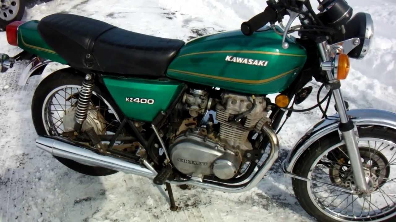 Kawasaki Kz Exhaust