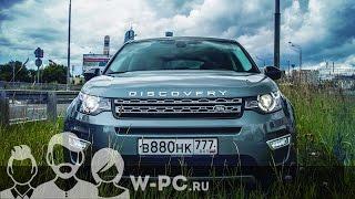Фото Land Rover Discovery Sport W PC And Антон Avtoman