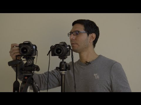 Canon T2i/550D Vs Nikon D3200
