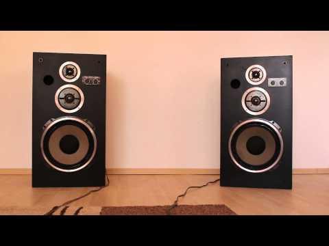 Fisher STE 1150 (Otto SX P2) Akustik