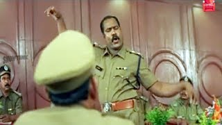Kalabhavan Mani Hilarious Comedy Scene In Police Station | Telugu Videos | Show Time Videoz