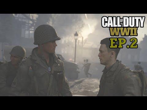 Call Of Duty World War II Campaign EP2: Operation Cobra