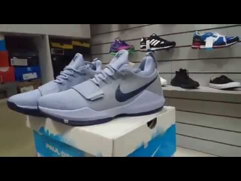 Баскетбольные кроссовки Nike PG1 from Paul George в магазине youmarket.kz