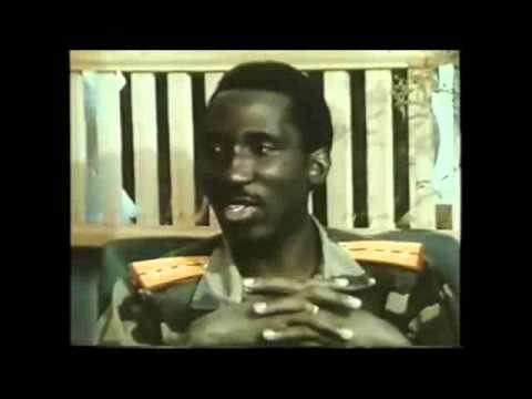 Film sur la vie et l'assassinat de Thomas sankara