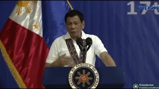 Duterte says he and Carl Arnaiz were related, teen slays meant to sabotage drug war