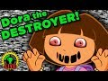 Childhood Gone WRONG!!   Dora Is Dead (Scary Game)