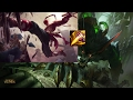 The Almighty Adventures of Warwick & Lee Sin In the Jungle [League of Legends]